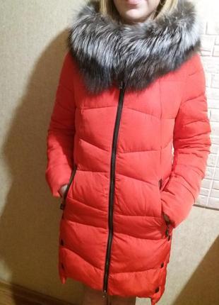 Куртка. пуховик. зима
