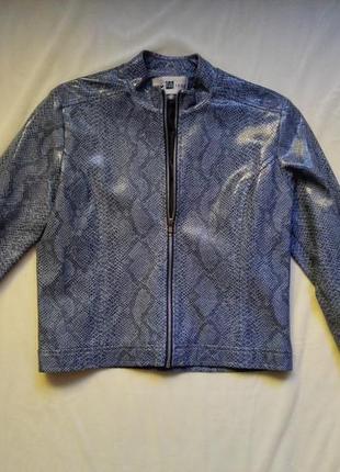 Куртка /жакет/ под змею/new look