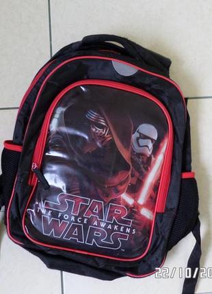 Star wars рюкзак