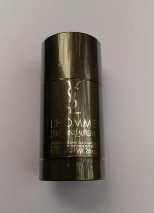 Yves saint laurent дезодорант-стик оригинал