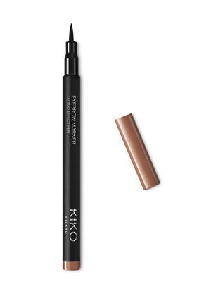 Eyebrow marker маркер для бровей с эффектом татуажа кіко 04