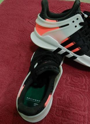 "Женские кроссовки adidas eqt adv/19"" turbo red"""