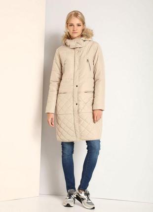 Пальто на синтепоне topsecret