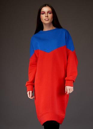 Платье свитшот сукня світшот