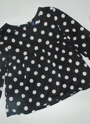 Блузка рубашка gap