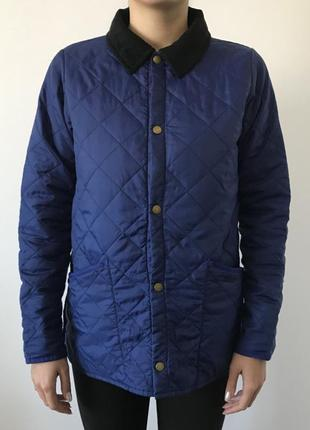 Стьогана стёганая) куртка barbour liddesdale