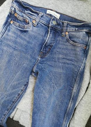Плотные джинсы gap