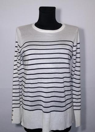 Новый полосатый свитерок от бренда atmosphere.