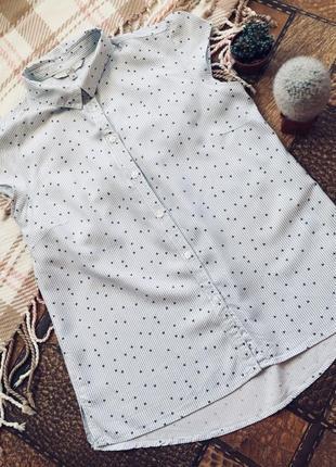 Очень красивая рубашка clockhouse