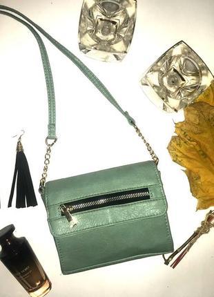 Маленькая сумочка сумка с длинной ручкой atmosphere