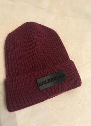 Головной убор - тёплая шапка1