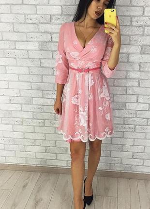 Нежное и милое платье 👗