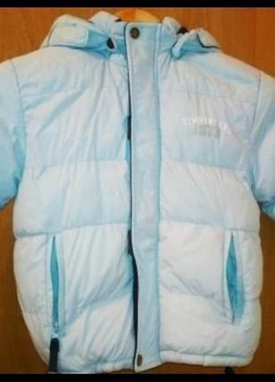 Зимняя куртка timberland 3-5 лет