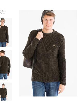 Пуловер свитер с&а молодежный стиль суперкачество р.xl-xxl