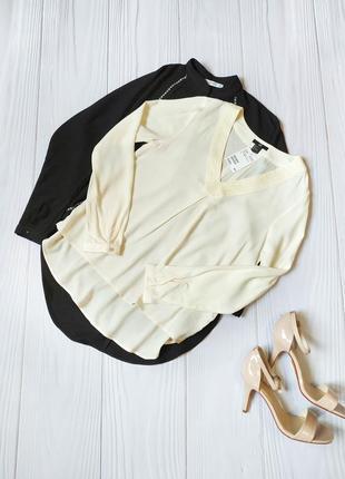 Базовая блуза h&m