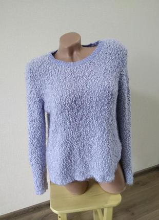 Свитер кофта пуловер вязаный джемпер размер 18 tu