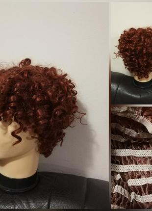 Стильный качественный интересный парик .