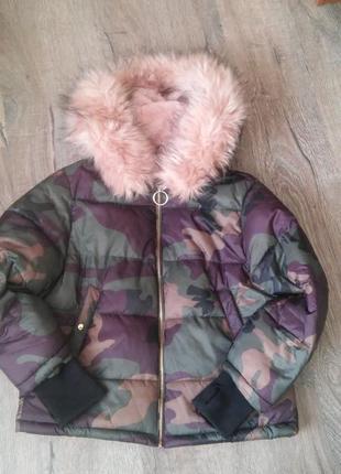 Куртка pull and bear