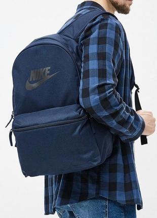 Рюкзак nike sportswear heritage backpack оригинал