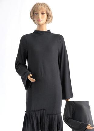 Трикотажное платье vila clothes