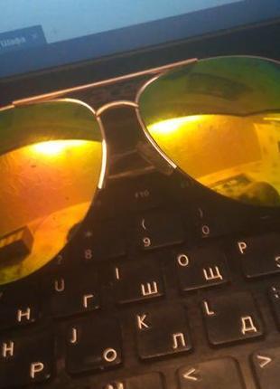Крутые очки хамелион