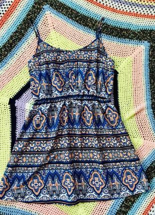 Super легкое платье, летний сарафан, new look, размер 40-42, 42-44