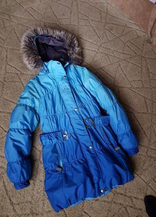 Зимнее пальто lenne