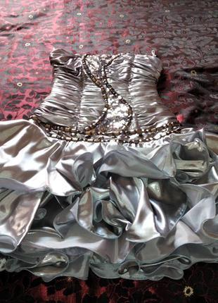 Супер красивое платье для выпускного вечера