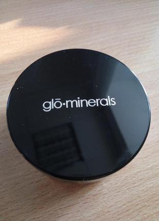"""Минеральная пудра glominerals оттенок """"honey medium"""""""