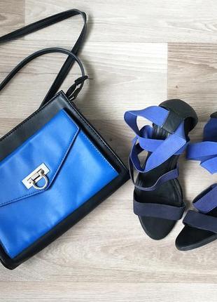 Набор босоножки и сумка