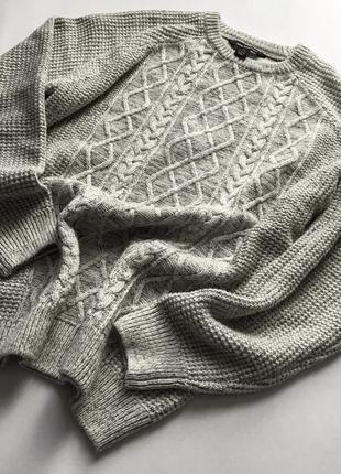 Вязаный тёплый свитер cedarwood state