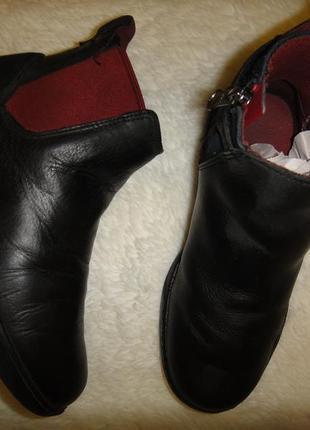 Timberland оригинал ботинки кожа на мальчика р. 33 (20,5см)