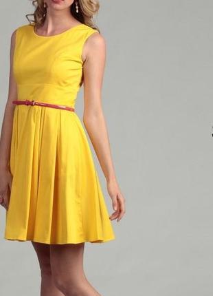 Романтическое платье calvin klein
