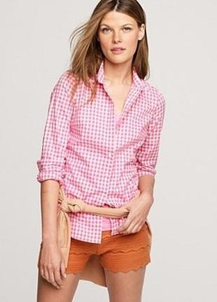 Рубашка в клеточку selected femme