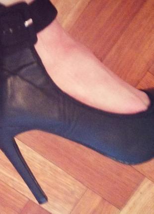 Стильні туфельки з ремішком