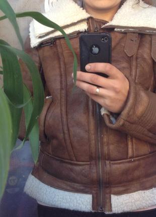 Куртка- пілот, осінь- тепла зима
