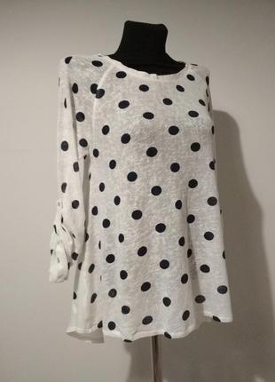 Интересная блуза /кофточка с интересной спиной
