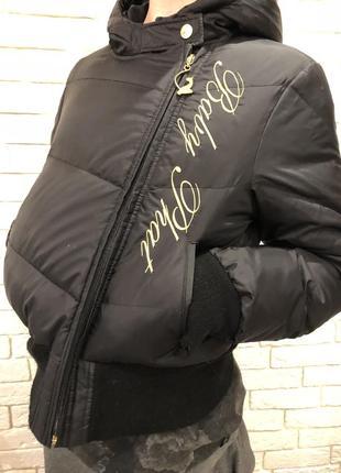 Пуховик курточка baby phat