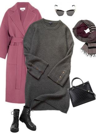 Платье-свитер limited edition от m&s,