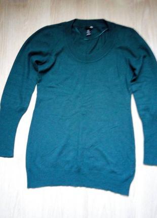 Кофта свитер туника тёплая