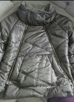 Модная и стильная демисезонная куртка bastet, пр-во польша