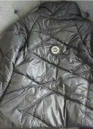 Модная и стильная демисезонная куртка bastet, пр-во польша2 фото