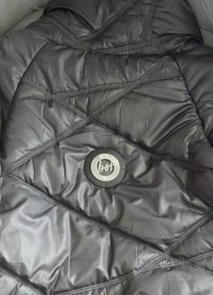Модная и стильная демисезонная куртка bastet, пр-во польша3 фото