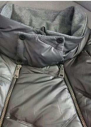 Модная и стильная демисезонная куртка bastet, пр-во польша4 фото