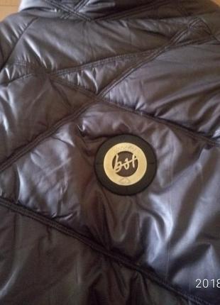 Модная и стильная демисезонная куртка bastet, пр-во польша5 фото