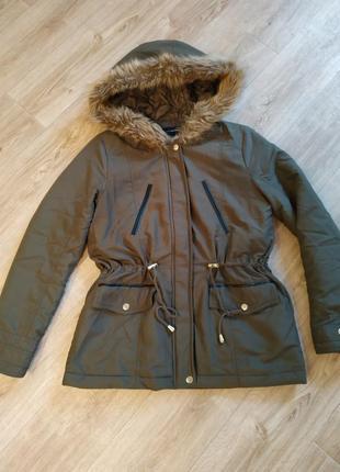 Куртка -парка
