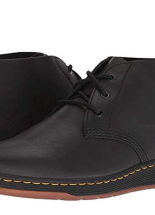 Ботинки кожаные dr martens