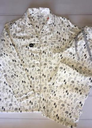Женская пижама фланелевая xxl  primark, англия.