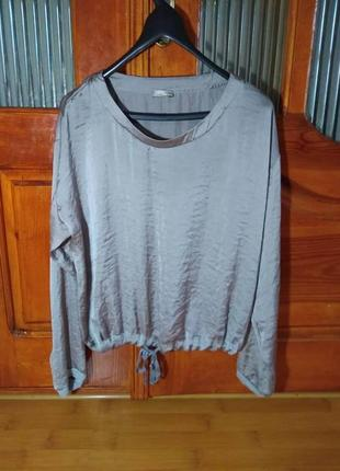 Шикарная блузка zara размер м