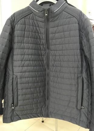 Чоловіча куртка великого розміру jupiter р-62
